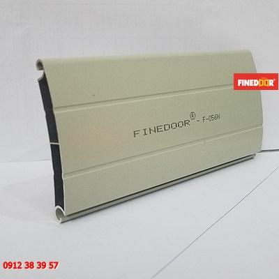 Cửa cuốn Nhôm Finedoor F-056N