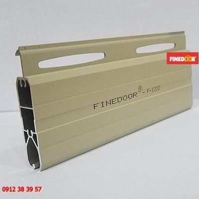 Lá cửa cuốn Nhôm Finedoor F-120D