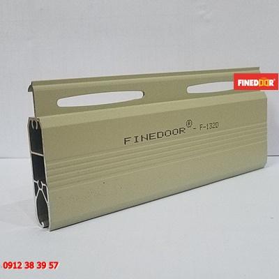Lá cửa cuốn Nhôm Finedoor F-132D