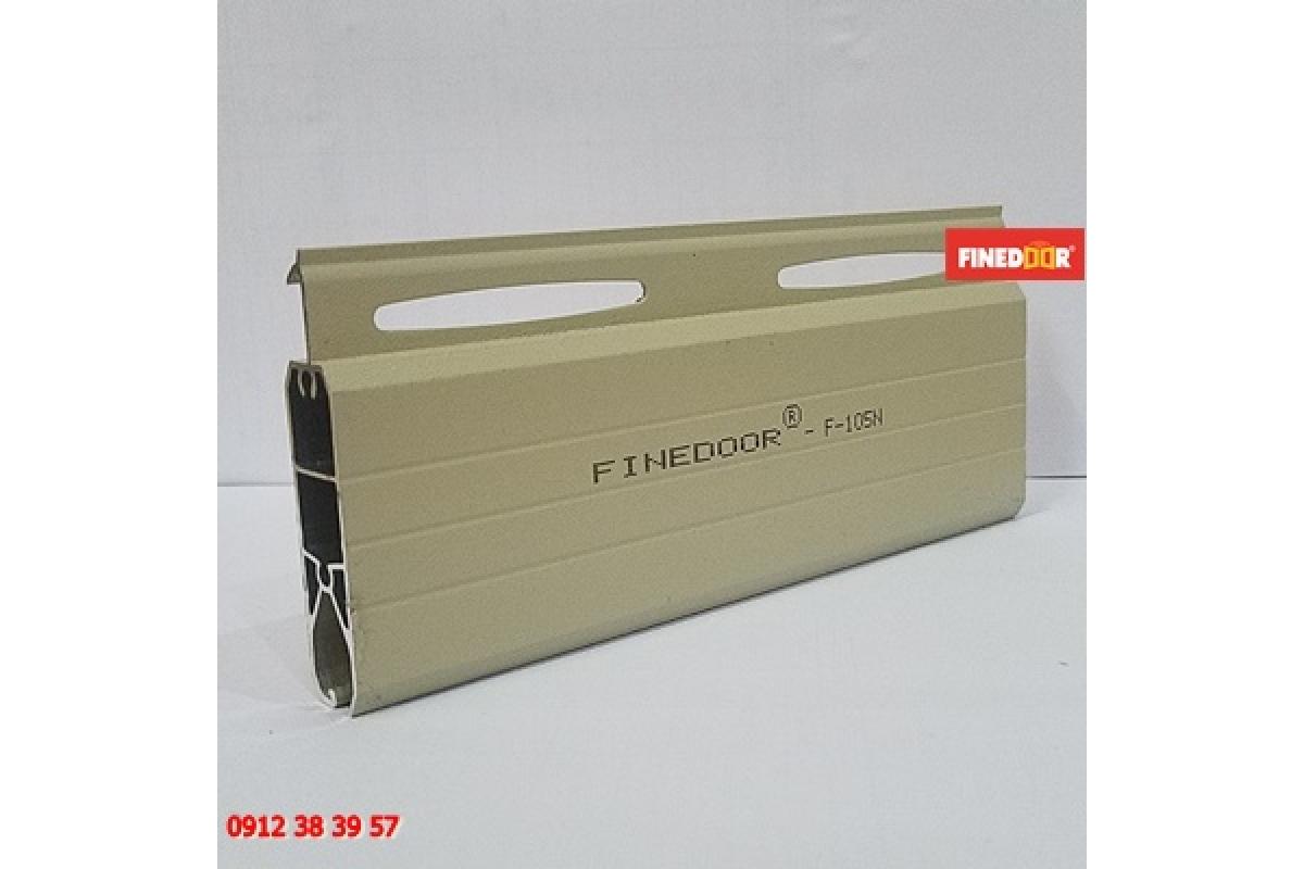 Cửa cuốn Nhôm khe thoáng FINEDOOR F-105N