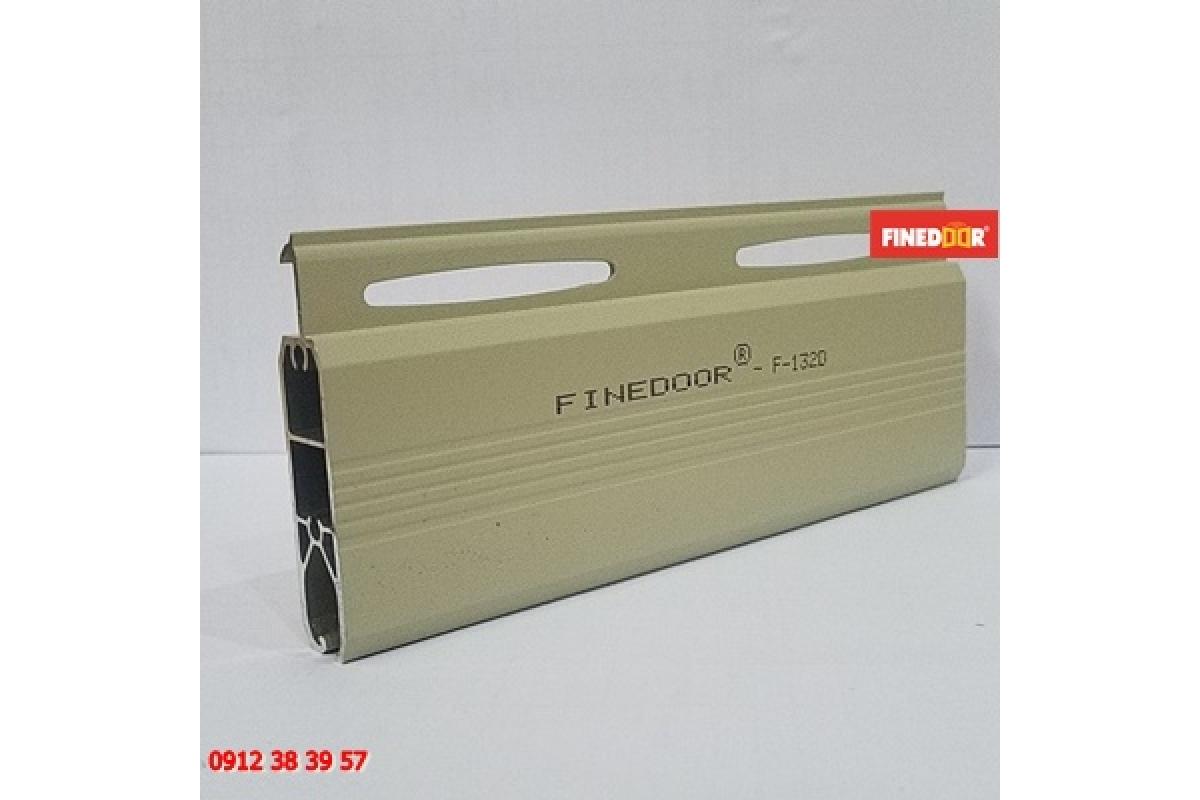 Cửa cuốn Nhôm khe thoáng FINEDOOR F-132D
