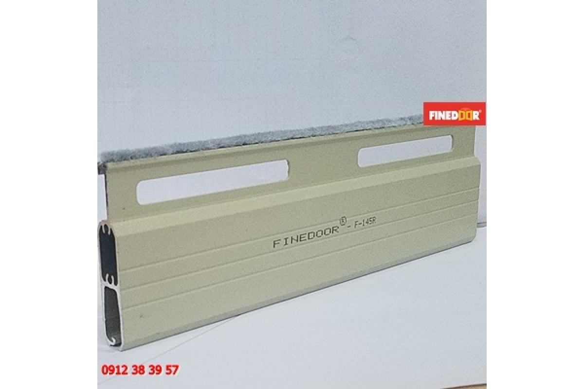Cửa cuốn Nhôm khe thoáng FINEDOOR F-145R