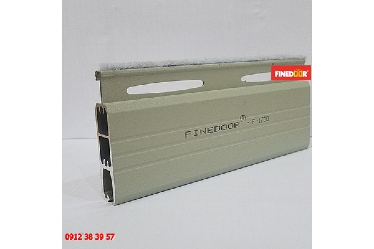 Cửa cuốn Nhôm khe thoáng FINEDOOR F-179R