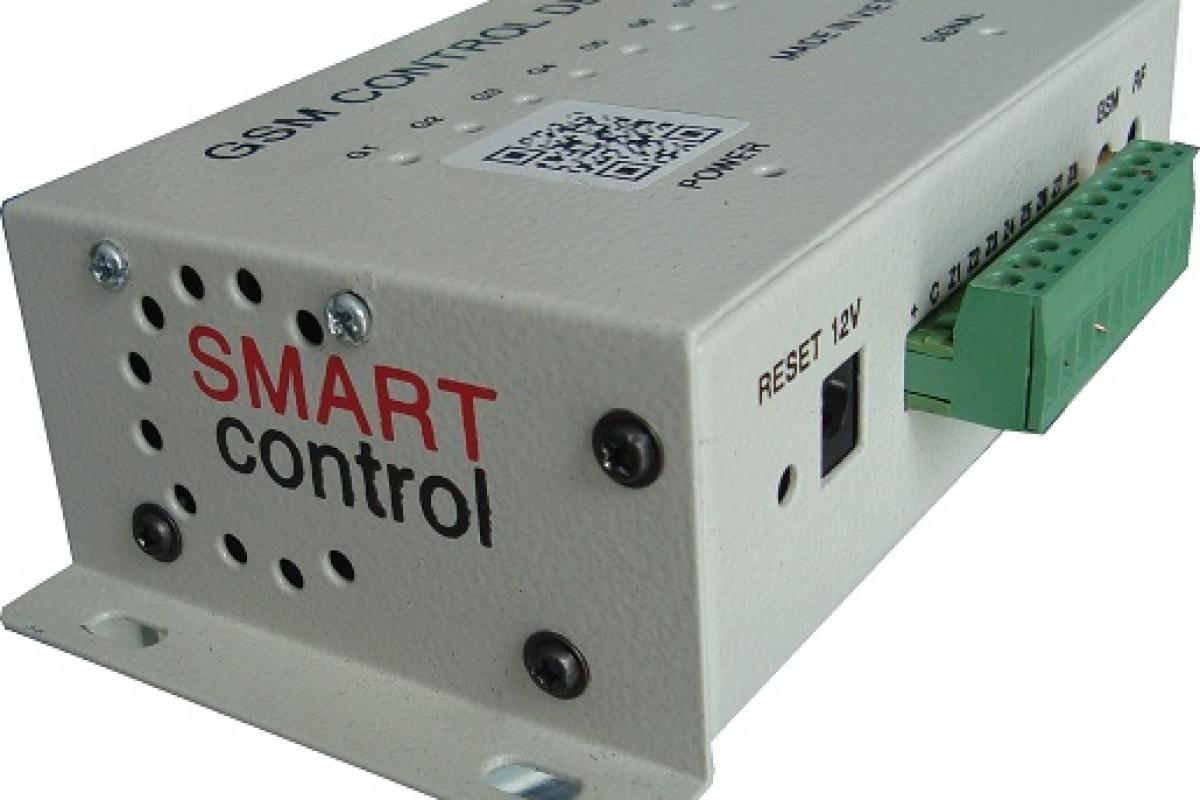 Bộ khiển cửa bằng sóng GSM