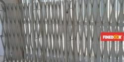 Hàng rào xếp di động chữ U