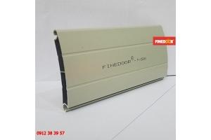 Cửa cuốn Nhôm không khe thoáng Finedoor F-056N