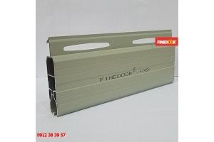 Cửa cuốn Nhôm khe thoáng FINEDOOR F-085N