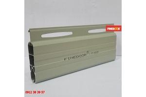 Cửa cuốn Nhôm khe thoáng Finedoor F-092N