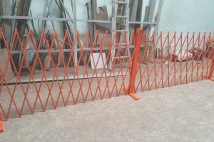 Hàng rào xếp di động chữ T