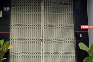 Cửa kéo cao cấp sơn tĩnh điện